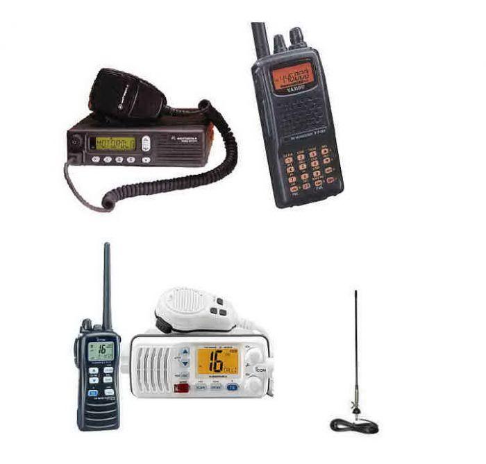 Профессиональные радиостанции Yaesu Vertex: каталог ...